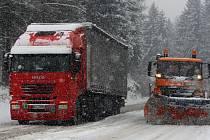 Kamiony v minulosti působily na silnici problémy