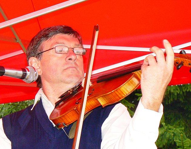 Jablonecký houslista František Lamač