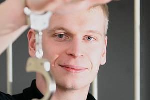 Eskapolog Zdeněk Bradáč.