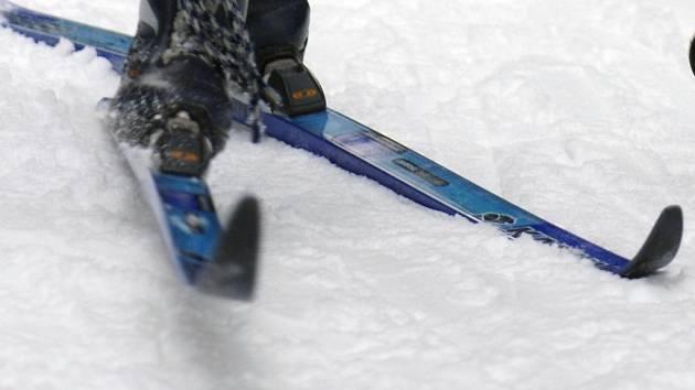 Ilustrační foto lyže