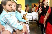 Charitativní akci připravila jablonecká nemocnice s nadačním fondem Kapka naděje.