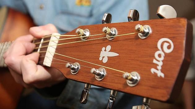 Kytara. Ilustrační snímek.