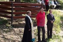 Posvěcení Jirkovské borovice