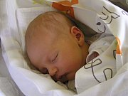 Kristián Franc se narodil Ivě a Petrovi Francovým z Liberce 22. 2. 2016. Měřil 52 cm a vážil 4030 g.