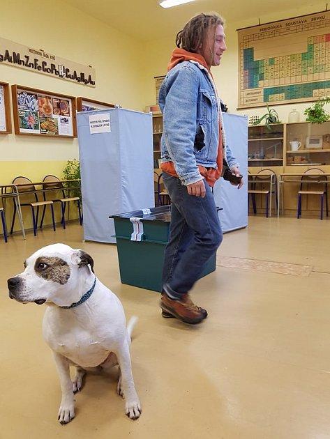 Voliči chodili volit idruhý den.