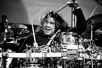 Mike Mangini, bubeník Dream Theater.