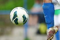 Fotbal - ilustrační snímek