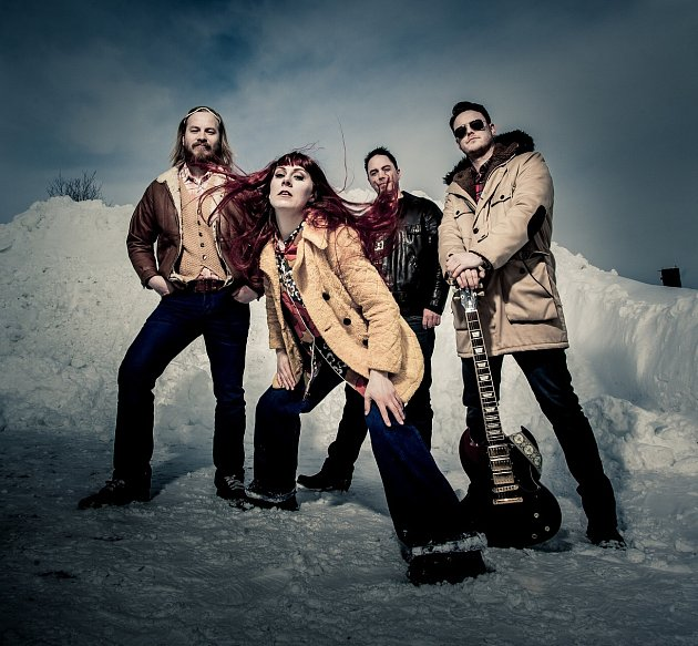 Na Rampě zahraje norská blues rocková kometa Pristine.