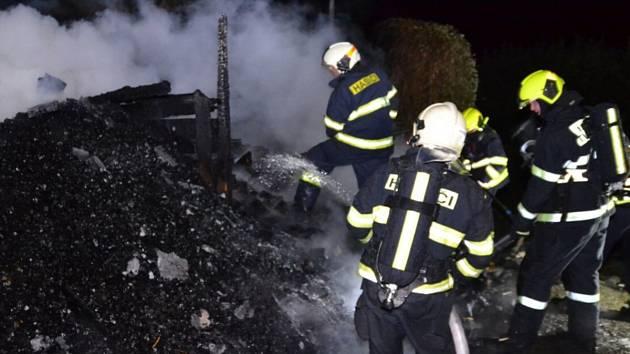 Požár na Pěnčíně