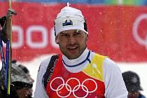 Mistr světa a olympijský vítěz Andrus Veerpalu