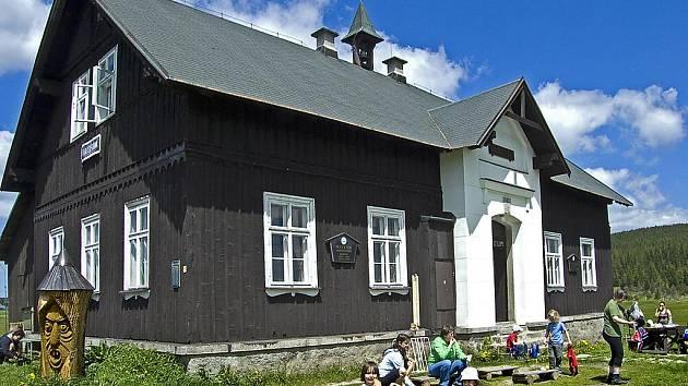 Muzeum Jizerských hor na Jizerce.