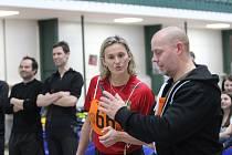 Bára Špotáková, rodačka z Jablonce nad Nisou, si opět nenechala ujít atletický Silvestrovský desetiboj. Už ale myslí hlavně na letní olympiádu v Japonsku.