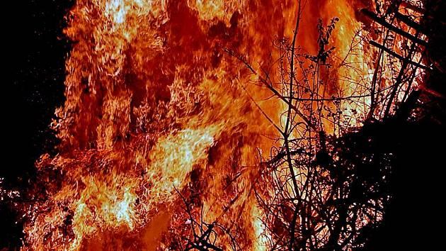 Požárů je nejvíce letošní rok na železnobrodsku.