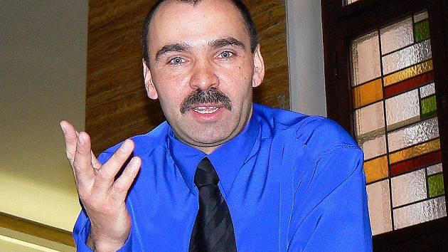 Pavel Onodi, bývalý ředitel Městské policie v Jablonci. Exvelitel vojenské veterinární základny na Grabštejně.