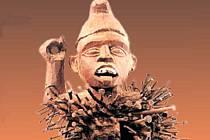 Šamani a Čarodějové. Společná výstava Muzea skla a bižuterie v Jablonci s Náprskovým muzeem asijských, afrických a amerických kultur.