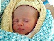 KRISTIÁN RUSEK se narodil Evě a Honzovi Ruskovým z Jablonce nad Nisou dne 28.12.2016. Měřil 48 cm a vážil 2910 g.