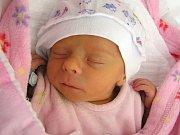 Anna Bartońová se narodila Lence Bartoňové a Radimovi Gregorovi z Tanvaldu 18.8.2016. Měřila 43 cm a vážil 2080 g