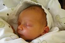 František Špak. Narodil se 1. června v jablonecké porodnici mamince Kláře Miškovičové z Kyjova. Vážil 3,8 kg a měřil 51 cm.