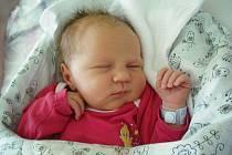 Beáta Řezáčová. Narodila se 17.srpna v jablonecké porodnici mamince Petře Řezáčové z Desné. Vážila 3,80 kg a měřila 50 cm.