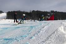 Závodníci skicrossového oddílu TJ Bižuterii mají za sebou úspěšnou sezónu, od té další už budou závodit v kategorii juniorů.