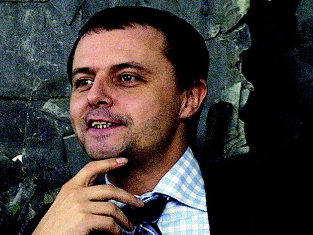 Tiskový mluvčí FK Jablonec 97 Jan Žíla