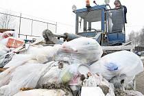 Překladiště velkoobjemového odpadu a suti Proseč.