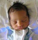 MICHAL ČERVEŇÁK se narodil Blance Fliťamové a Michalovi Červeňákovi z Jablonce 29. 5. 2016. Měřil 46 cm a vážil 2470 g.