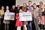 V roce 2019  získaly na své prezentované projekty 50 tisíc ZŠ Ant. Brtaršovského a ZŠ Šumava.