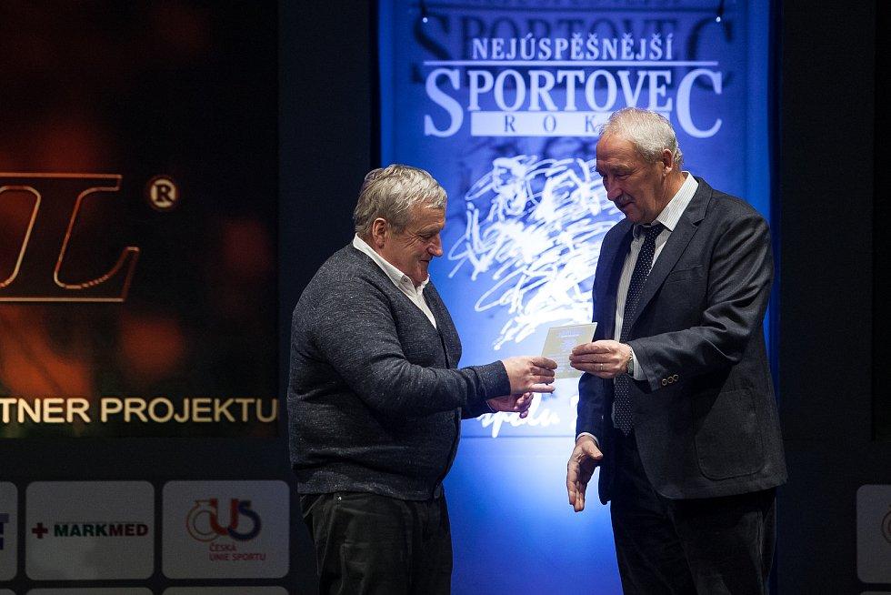 Slavnostní vyhlášení ankety Nejúspěšnější sportovec Jablonecka za rok 2017 proběhlo 29. ledna v Městském divadle v Jablonci nad Nisou.