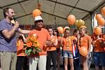 Iuventus Gaude přijel vítězně z Rigy, kde děti zpívali na olympiádě sborů.