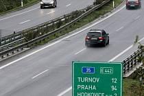 Rychlostní silnice Liberec - Turnov - ilustrační snímek