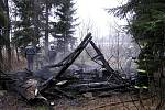 SDH Držkov. Jednotka vyjela k ohlášenému požáru chatky v Jílovém u Držkova. Na místo dorazili jako první. Provedli prvotní zásah a mezitím dorazila jednotka HZS, která přebrala místo zásahu. Po dohašení se vrátili na základnu.