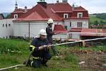 SDH Držkov. Technika dobrovolných hasičů v Držkově.