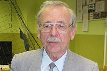 František Radkovič, jednatel Českého svazu bojovníků za svobodu v Jablonci.