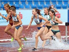 Jablonecké atletky TJ LIAZ reprezentovaly na Mistrovství České republiky do 22 let, které se konalo v Ostravě. A mezi silnou konkurencí se neztratily.