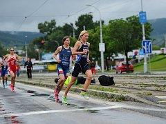 Jablonecká triatlonistka Petra Kuříková usiluje o kvalifikaci na Olympijské hry 2016 v Riu.