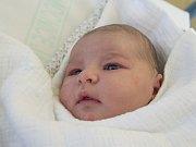Elena Úradníková se narodila ve čtvrtek 16. února. Měřila 48 centimetrů a vážila 3 300 gramů.