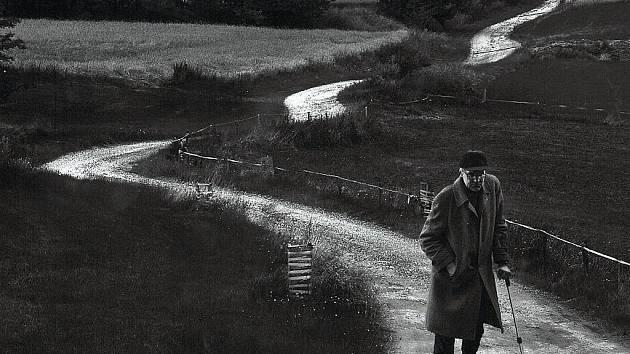 5. místo Cesta, Miloslav Koudelka, fotoklub KD Semily