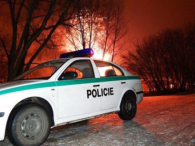 Policejní akce poslední den v roce. Ilustrační snímek.