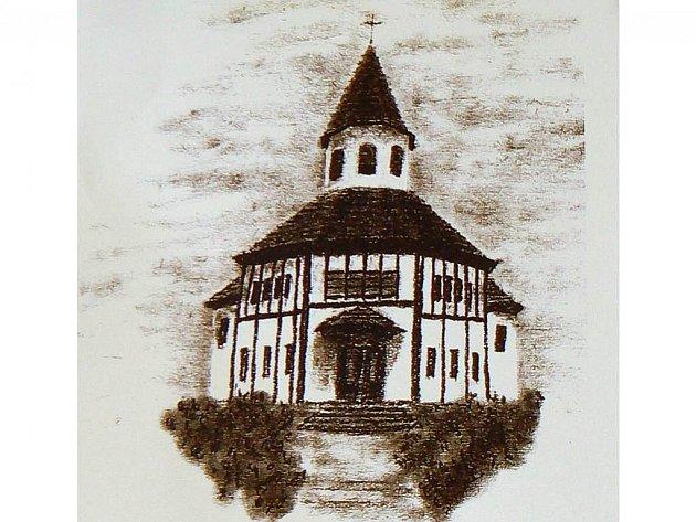 Tesařovská kaple v Kořenově.