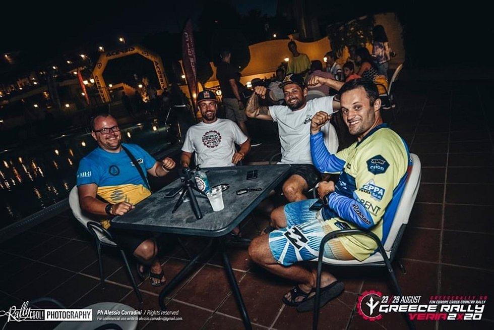 Motocykloví závodníci se už také dočkali. Úspěšný první start po koronavirové  pauze má za s sebou Milan Engel.