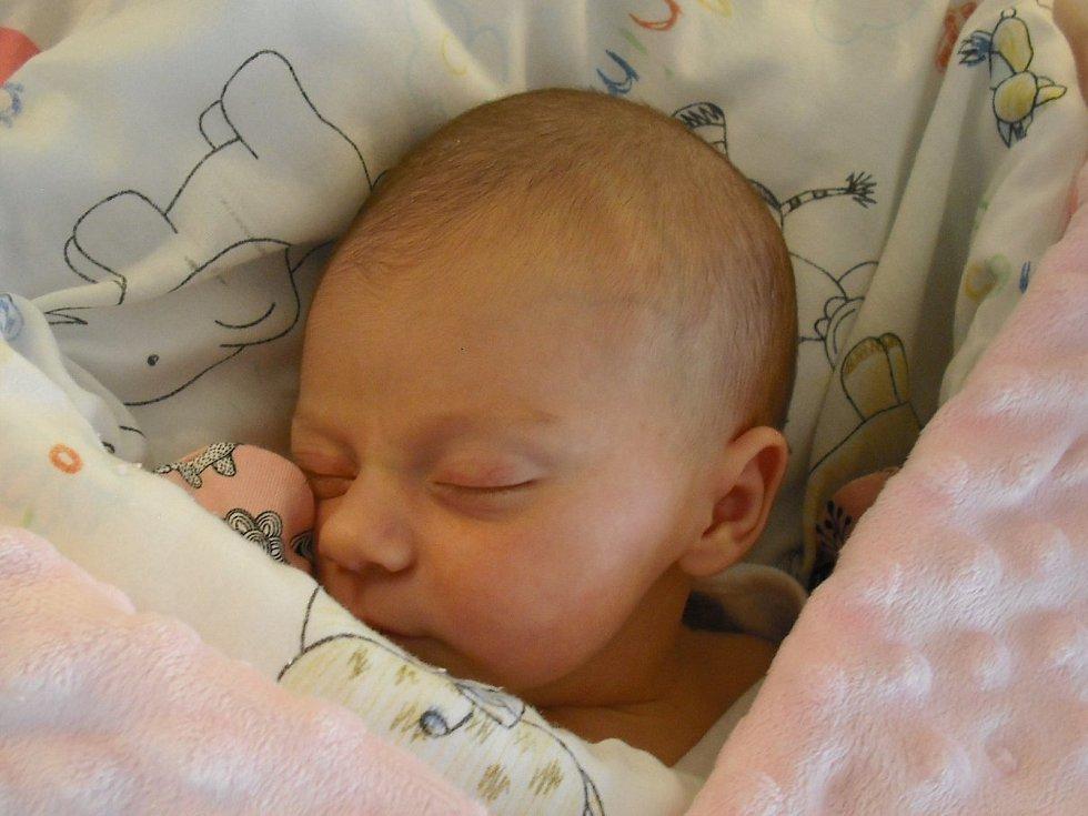 Jasmína Horká. Narodila se 31. ledna v jablonecké porodnici mamince Lence Gregorové z Jablonce nad Nisou. Vážila 3,13 kg a měřila 49 cm.
