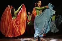 Legenda o labuti. Irská taneční show. Soubor Rinceoiri.