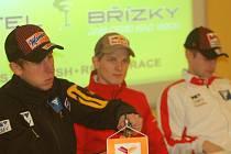 Rakouská lyžařská reprezentace bydlí v jabloneckém hotelu Břízky.