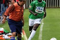 Stáž dvou zahraničních fotbalistů Francouze Koly Kantého a Brazilce Adinana Miguala Dakosty skončila.