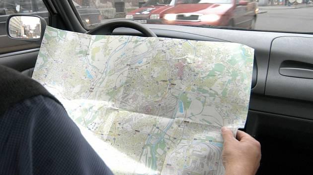 Řidič  i neřidič. Ilustrační snímek.