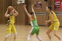Začíná basket