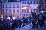 První ročník akce Jizerská 50 padesátkrát jinak v roce 2020.