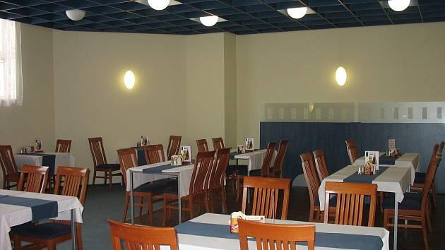 Restaurace CORNY Městská hala, Jablonec nad Nisou