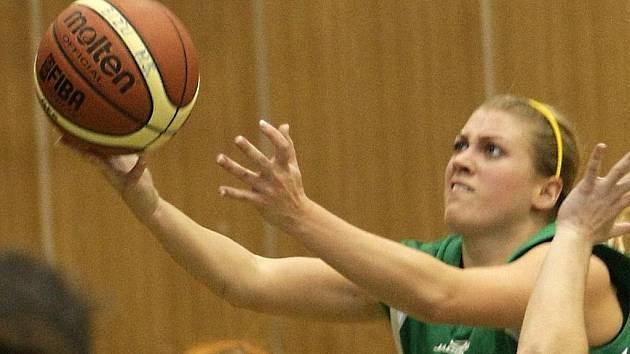 Basketbal ženy. Ilustrační snímek.
